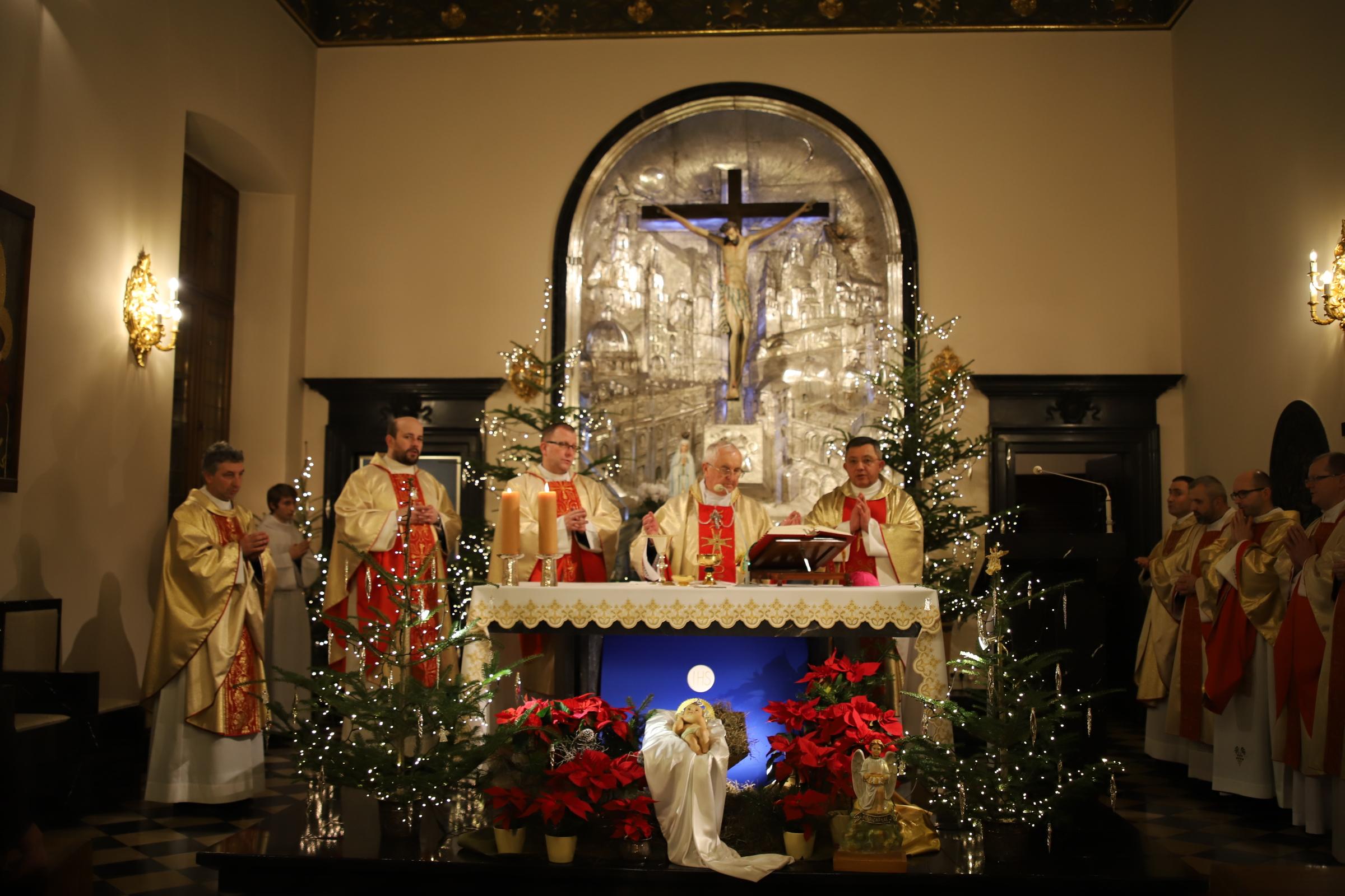 Spotkanie opłatkowe i medale św. Jana Pawła II dla współtworzących PPK
