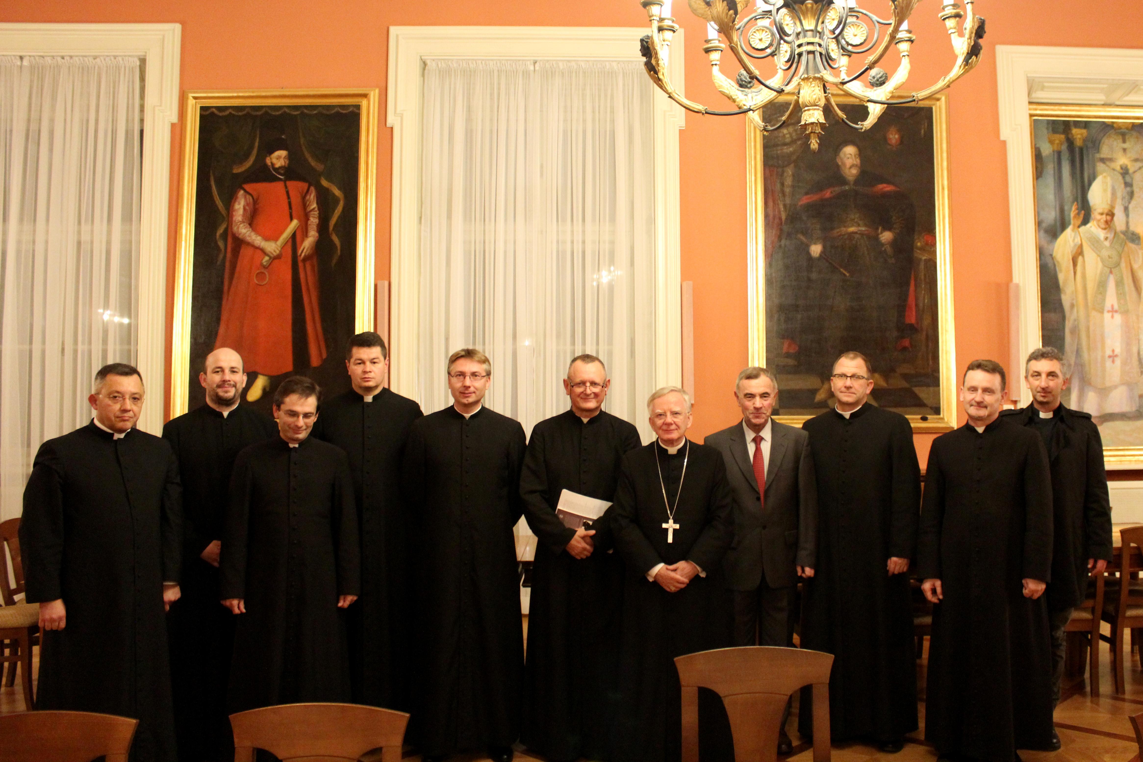 Spotkanie z Metropolitą Krakowskim