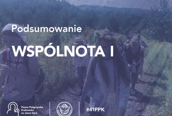 Podsumowanie 41. PPK - Wspólnota I